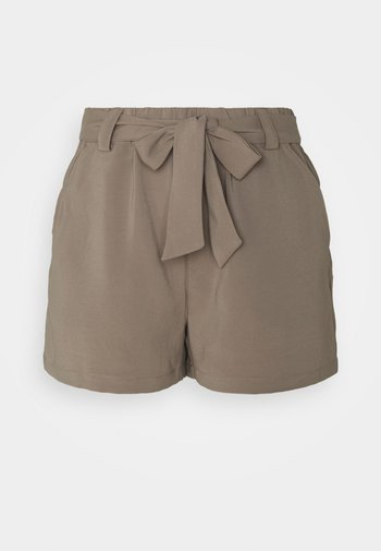 JUANITA  - Shorts - sand grey