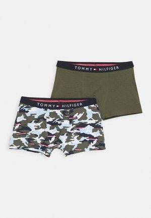 TRUNK 2 PACK - Underkläder - green