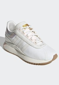 adidas Originals - SL ANDRIDGE SPORTS INSPIRED SHOES - Trainers - cwhite/cwhite/goldmt - 4