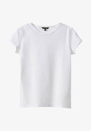 Basic T-shirt - white
