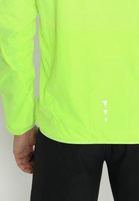 CMP - MAN TRAIL JACKET - Sports jacket - yellow fluorecent - 5
