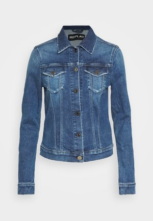 JACKETS LIGHTWEIGHTS - Denim jacket - medium blue