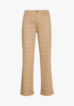 DRIFANGO PANTS FASHION FIT - Pantalon classique - beige