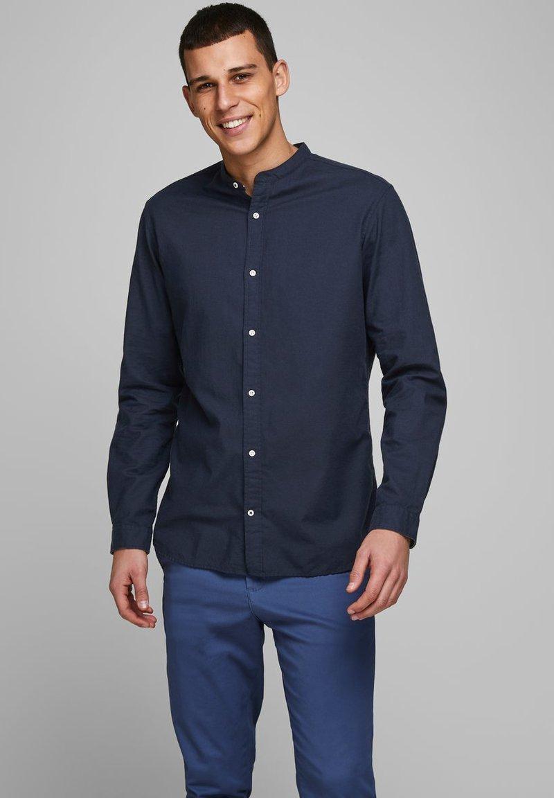 Jack & Jones PREMIUM - JJESUMMER  - Camicia - navy blazer