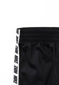 Nike Sportswear - NIKE BLOCK TAPING TRICOT SET - Tracksuit - black - 3