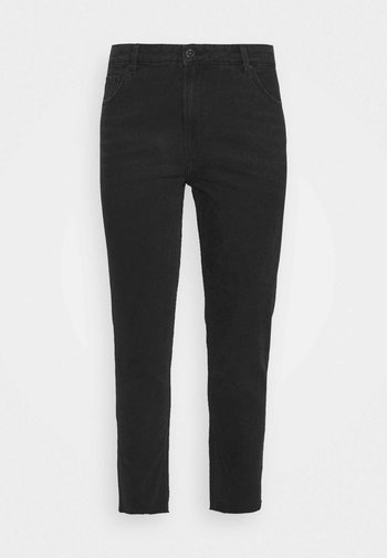 CARMILY - Straight leg jeans - black