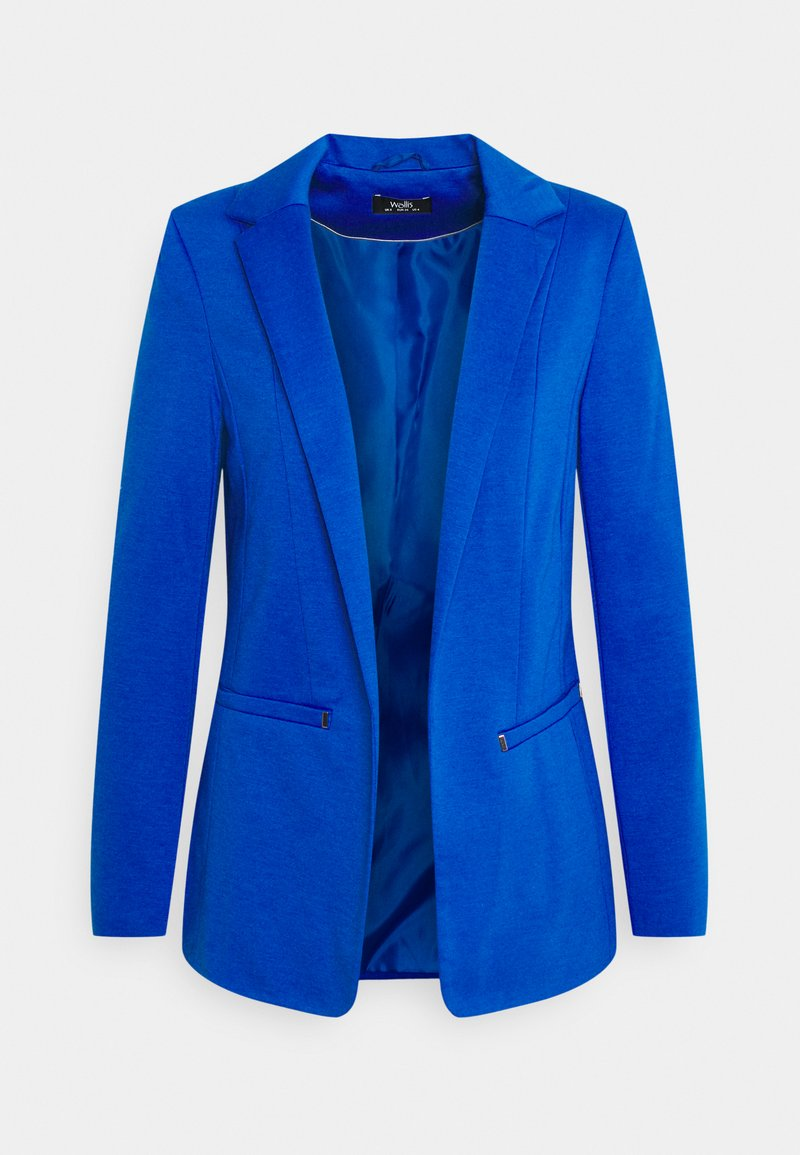 Wallis - Short coat - cobalt