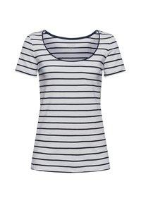 Esprit - TSHIRT DANCER - Print T-shirt - white - 9