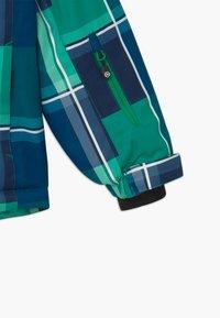 Color Kids - Snowboardová bunda - golf green - 5