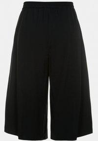 Ulla Popken - Shorts - noir - 4