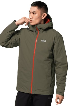 ARGON STORM - Winter jacket - granite