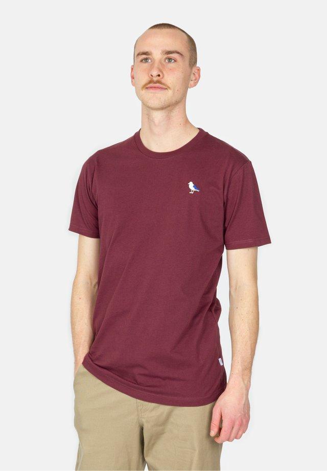 T-shirt basic - port royale