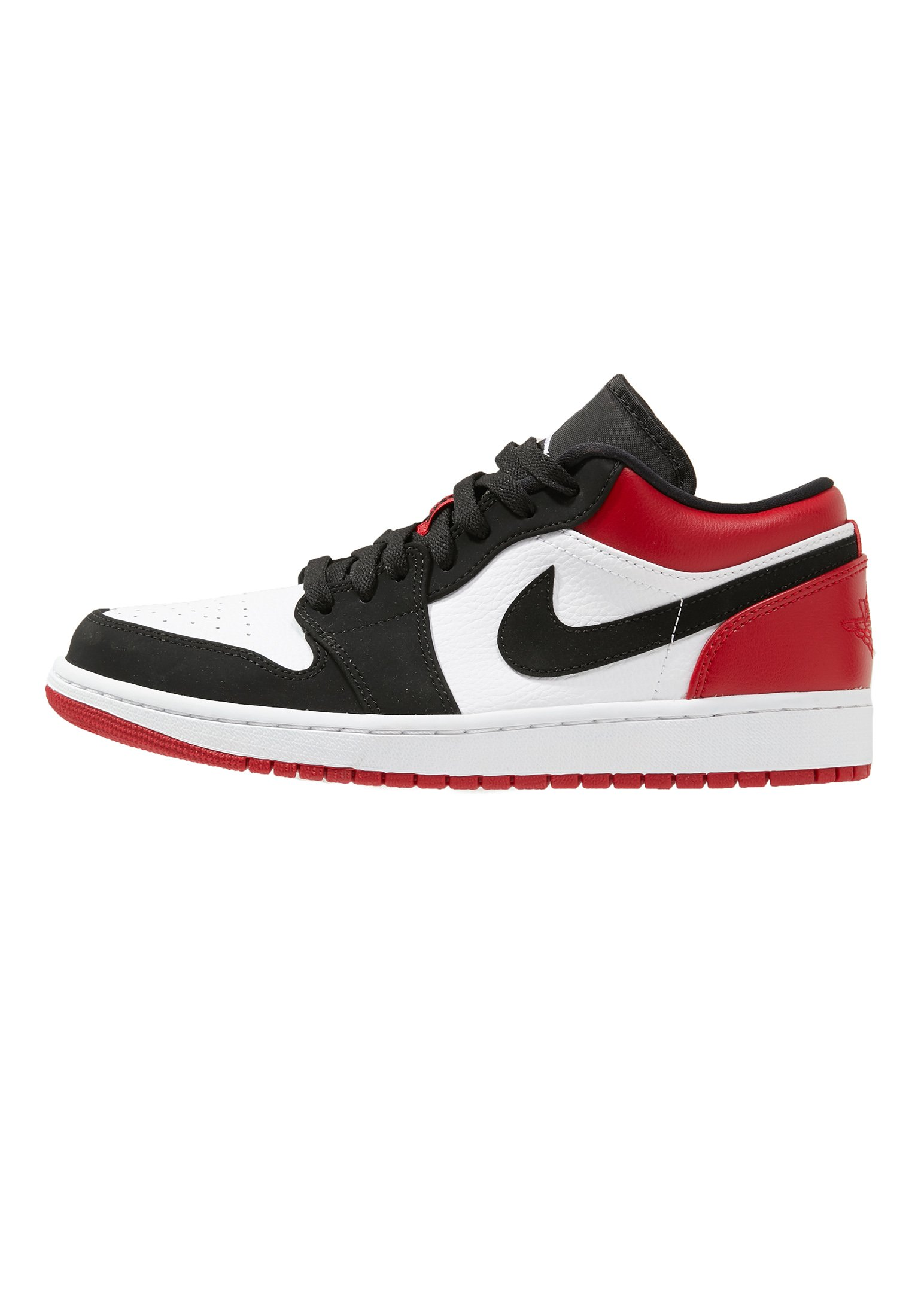 Sneakers basse - white/black/gym red