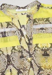 Eterna - Button-down blouse - neongelb - 5