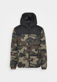 JJDREW  - Zimní bunda - rosin