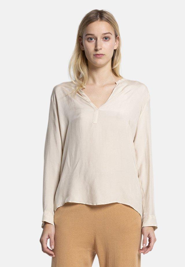 HUMANOID DEMIE - Blouse - beige