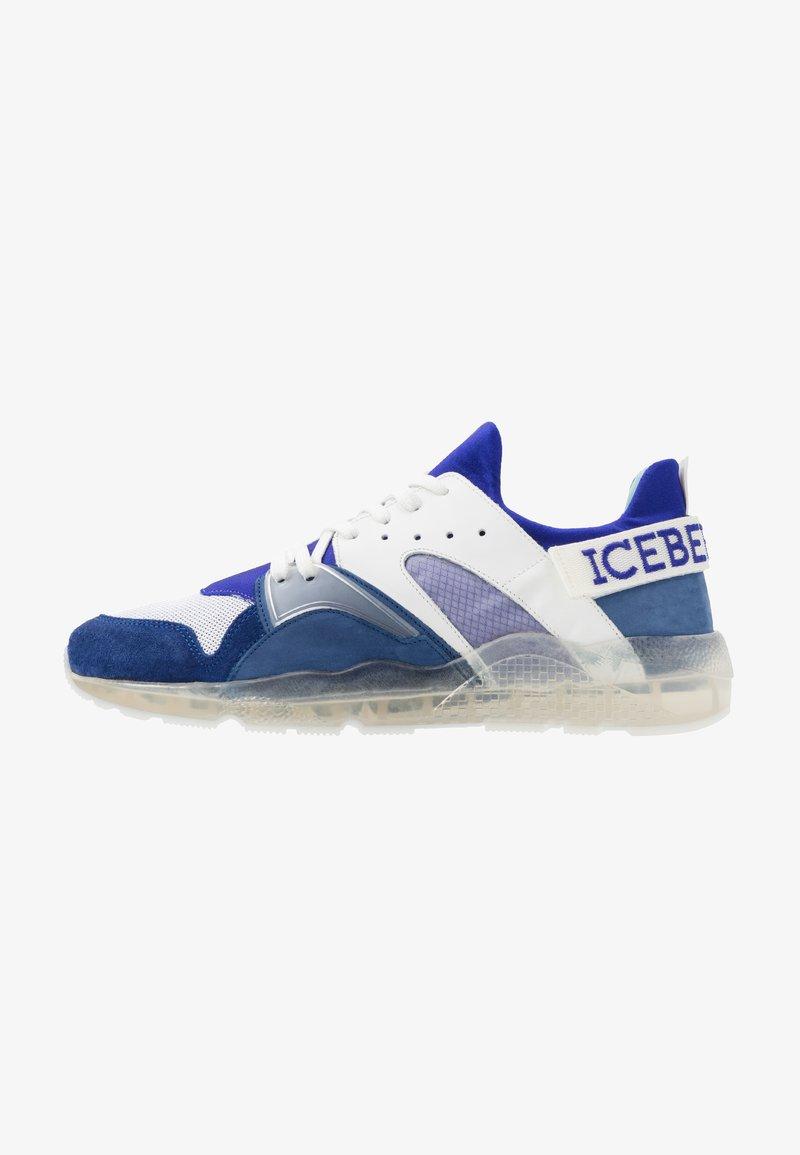 Iceberg - CANARIA - Sneakers basse - blu