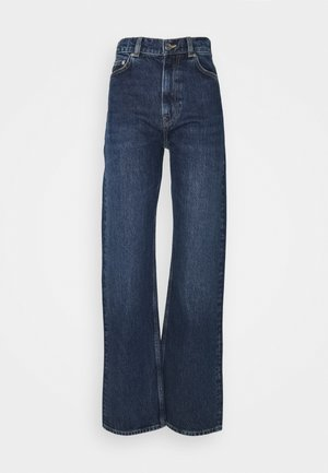 Straight leg jeans - blue dark