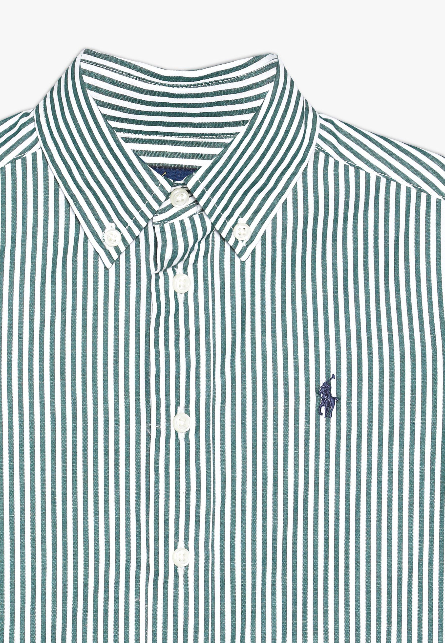 2013 Wholesale Polo Ralph Lauren Shirt - green/white | kids's clothing 2020 5bBpy