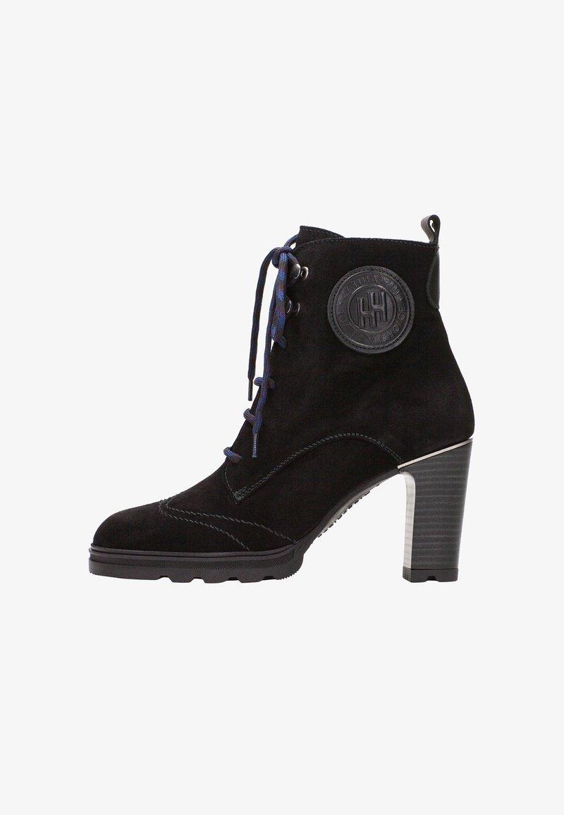Hispanitas - Lace-up ankle boots - black