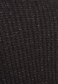 Noisy May Petite - ROBINA - Strikket kjole - dark grey melange - 2