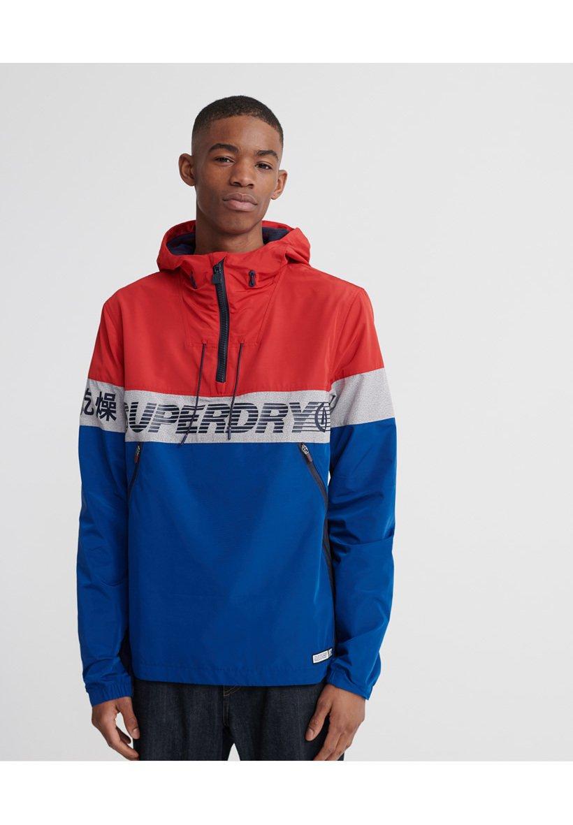 Men RYLEY OVERHEAD - Light jacket