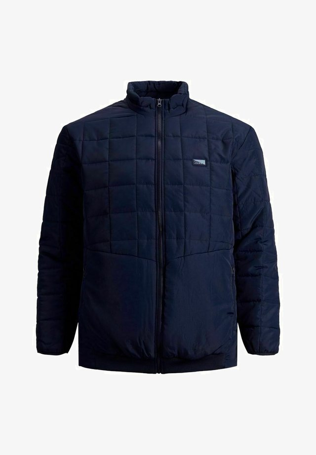Winterjas - navy blazer