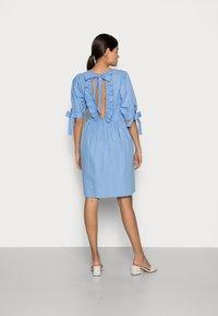 Love Copenhagen - WIGGA DRESS - Day dress - bel air blue - 2
