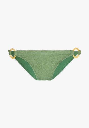 WILD ROSE - Bikini bottoms - ivy