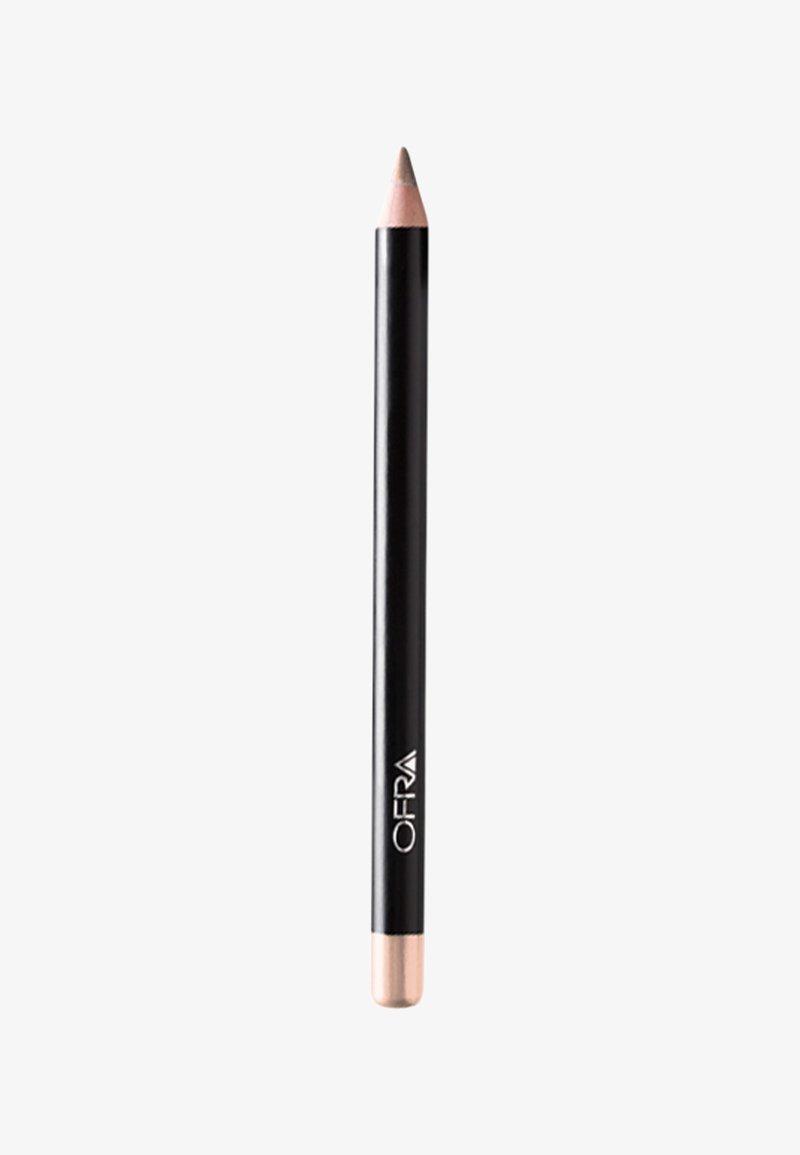 OFRA - EYELINER PENCIL - Eyeliner - light beige