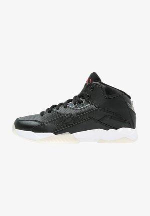ANTI GRAVITY - Zapatillas altas - black/white/red