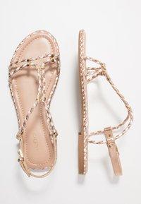 ALDO - QILINNA - Sandals - rose gold - 3