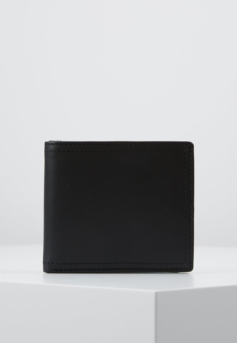Pier One - LEATHER - Peněženka - black