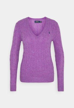 Jumper - atlantis purple