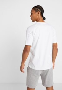 MOROTAI - Print T-shirt - white - 2
