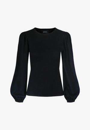 MERINO  - Sweatshirt - black