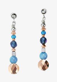 Coeur de Lion - Earrings - blau - 0