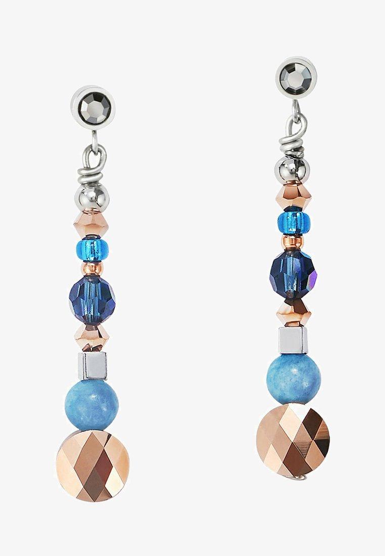 Coeur de Lion - Earrings - blau