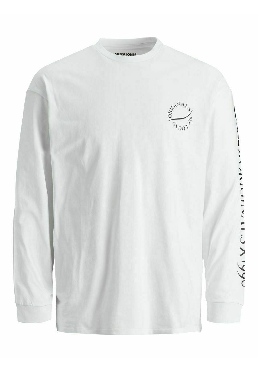 Uomo BOXY - Maglietta a manica lunga