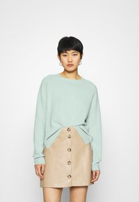 Carin Wester - JUMPER EBBA - Sweter - sky gray - 0