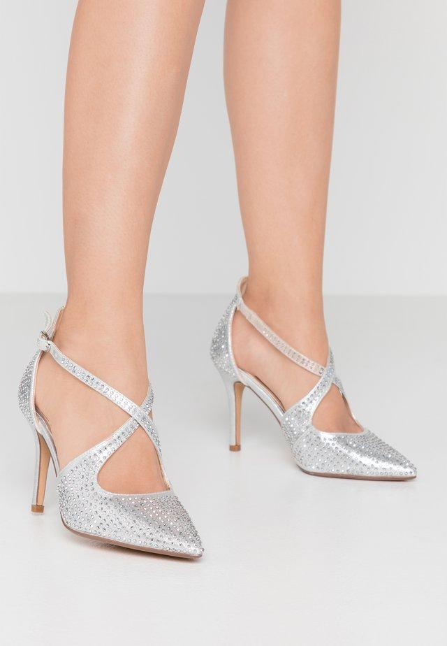 CAROLIINA - Decolleté - silver