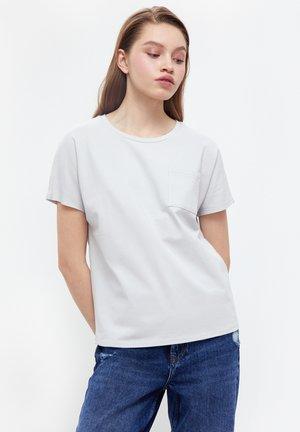 T-shirt basique - light grey