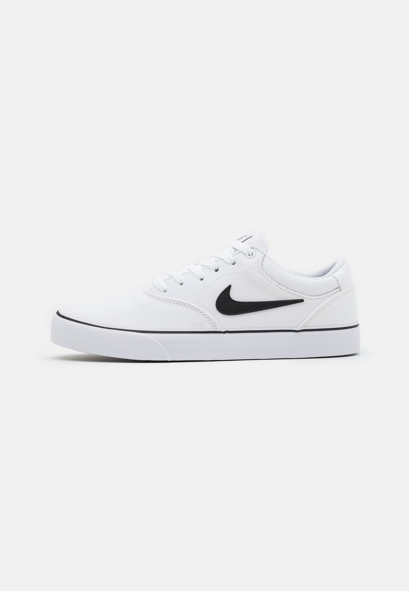 Nike SB - CHRON 2 UNISEX - Trainers - white/black