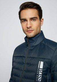BOSS - BASALT - Down jacket - dark blue - 3