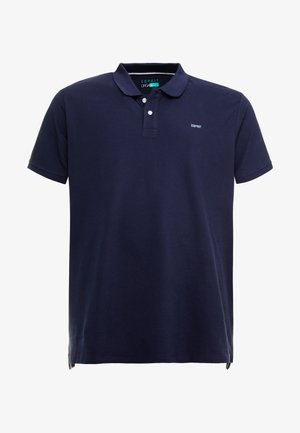 BASIC PLUS BIG - Polo - navy