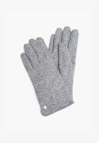 s.Oliver - Gloves - grey - 2