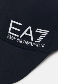 EA7 Emporio Armani - BASEBALL HAT UNISEX - Cap - navy - 4