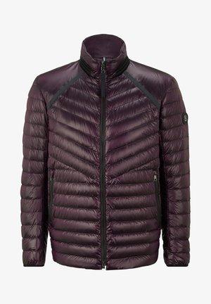 LIMAN-D4 - Down jacket - autumn wine