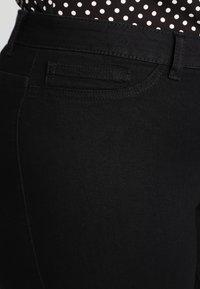 JUNAROSE - by VERO MODA - JRQUEEN - Jeans Skinny Fit - black - 3