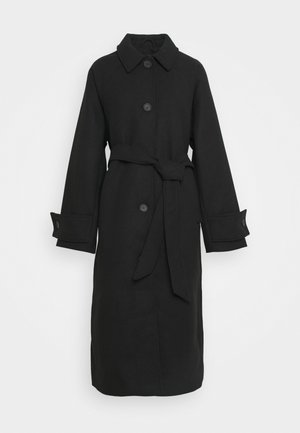ARELIA COAT - Kappa / rock - black